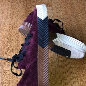 Adidas X Alexander Wang Suede sneakers